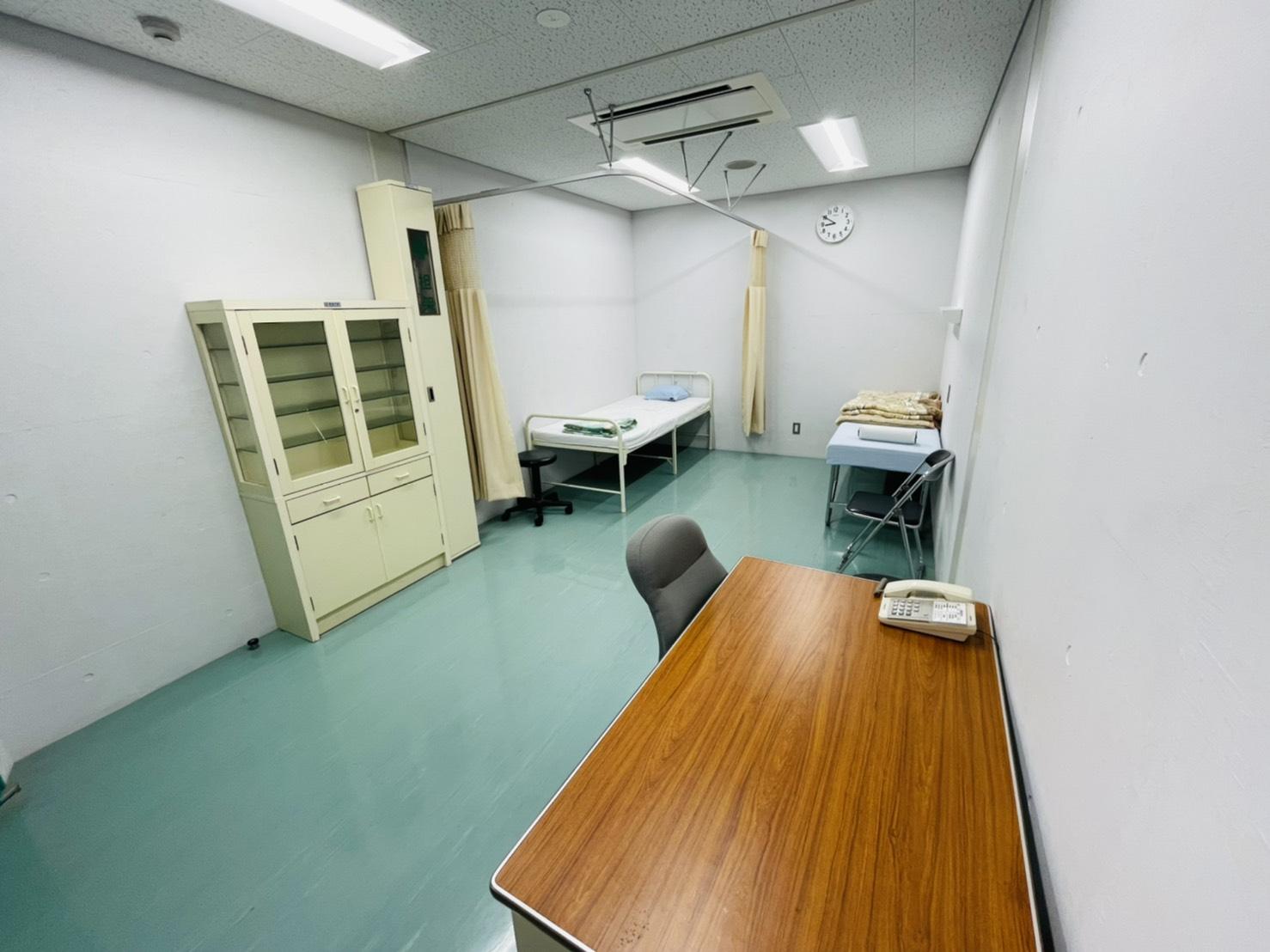 画像:医務室